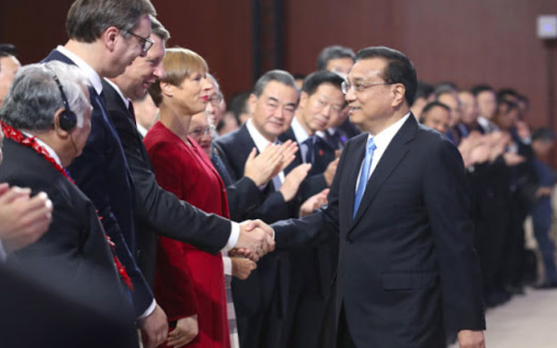Chinese-Premier-Li-at-the-opening-of-World-Economic-Forum-2018