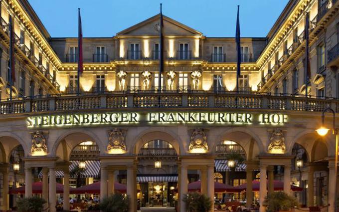 Huazhu acquired German Luxury hotel Deutsche Hospitality