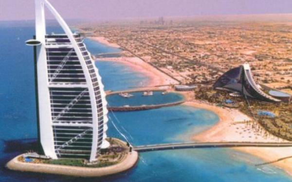 迪拜外国直接投资